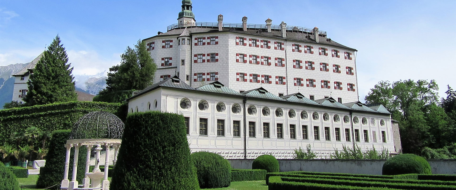 Innsbruck and Ambras Castle