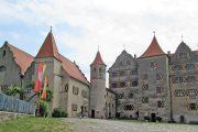 Harburg-castle