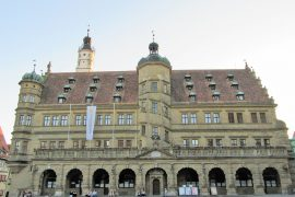 Rothenburg-city-hall