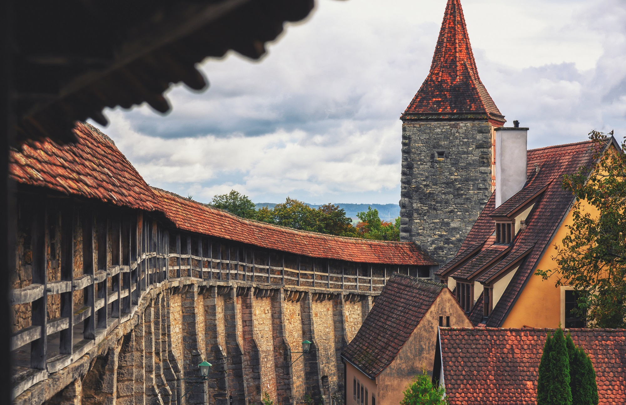 Romantic Road: Rothenburg ob der Tauber and More Private Tour