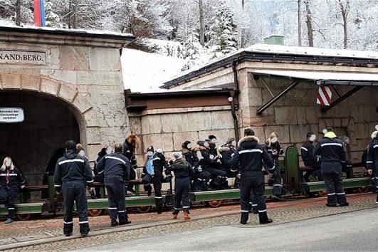 Salt Mine Berchtesgaden