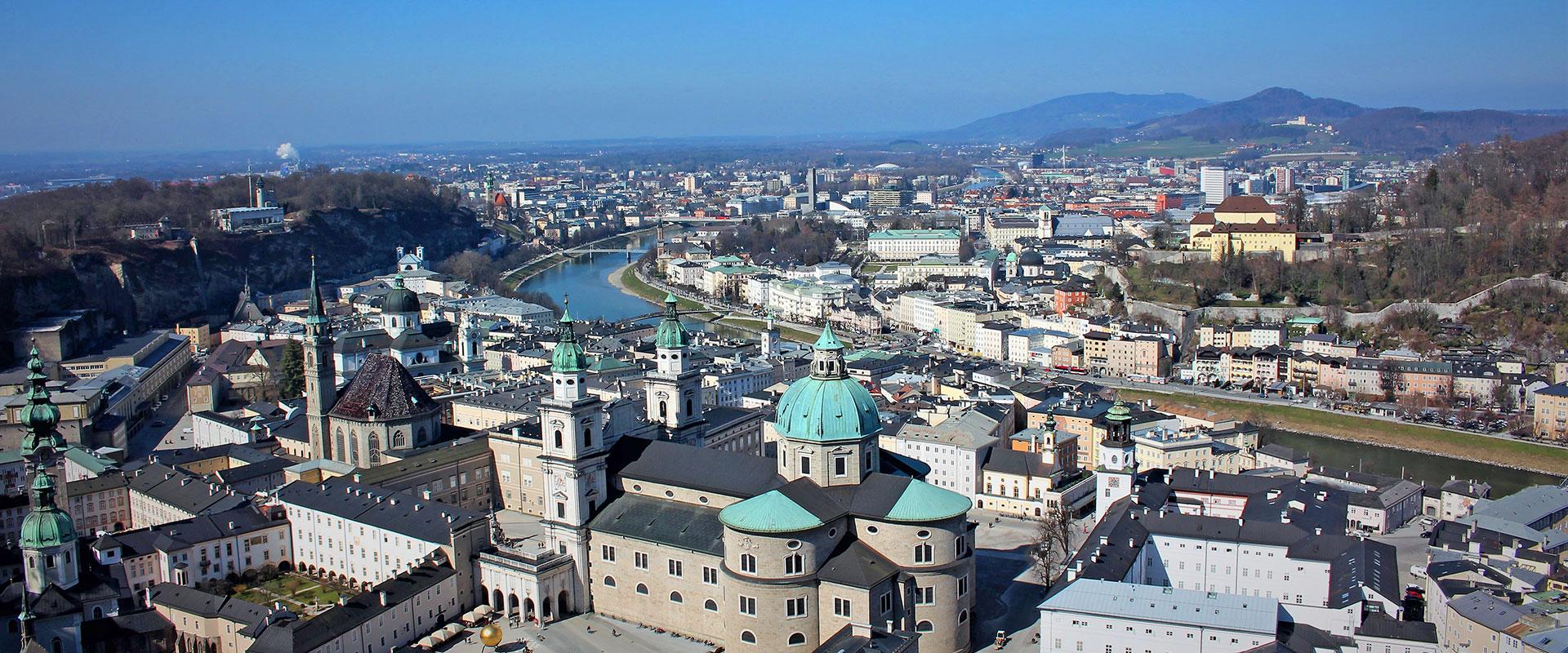 Salzburg and Salt Mines