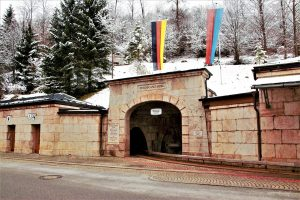 Berchtesgaden's Salt Mine