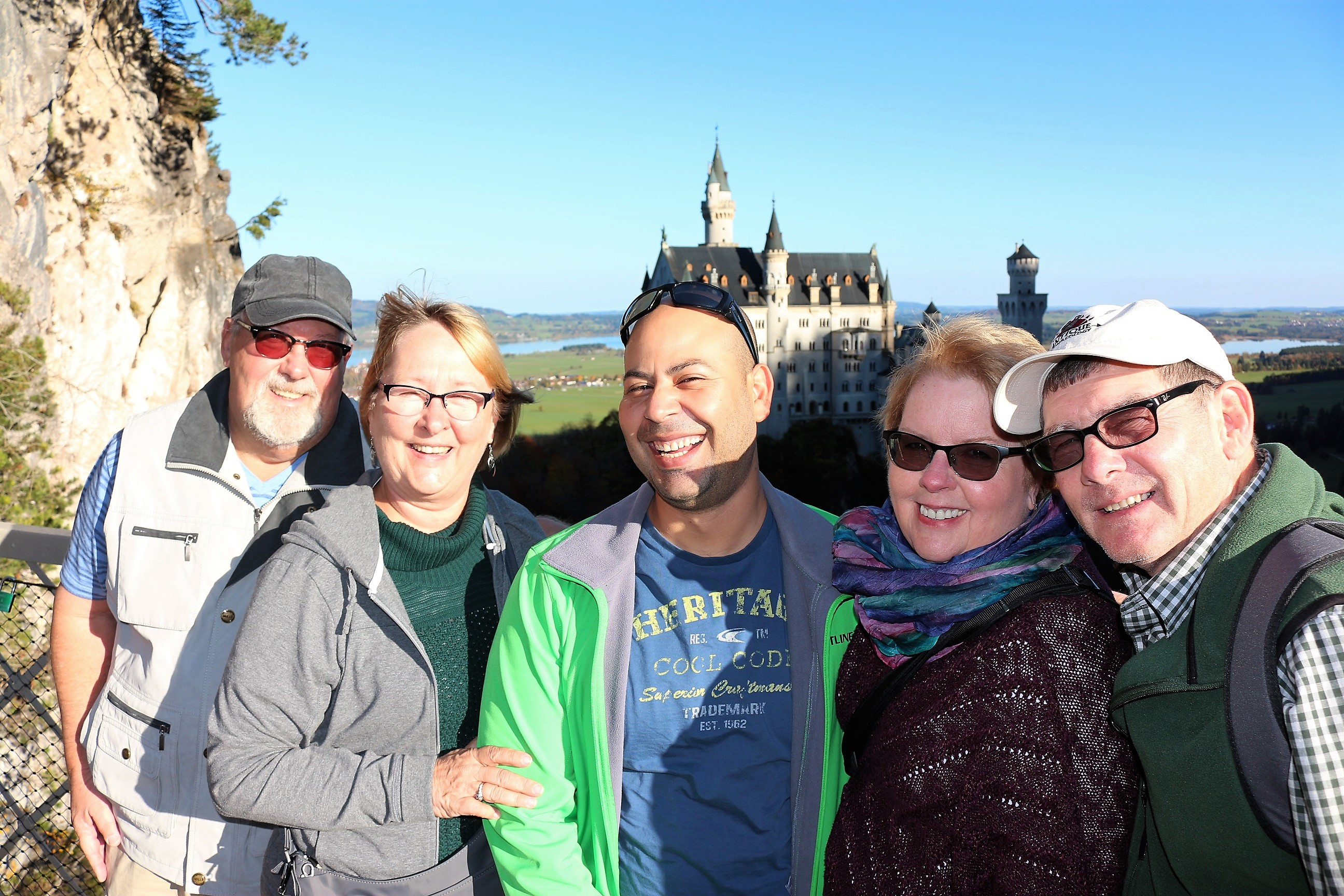Small Group Tour to Neuschwanstein Castle With Skip The Line Service.